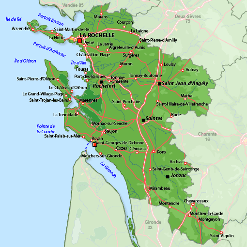 Les grelets locations de vacances saint georges de didonne - Office du tourisme saint georges de didonne ...